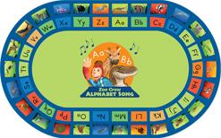 Alive Studios Oval rug